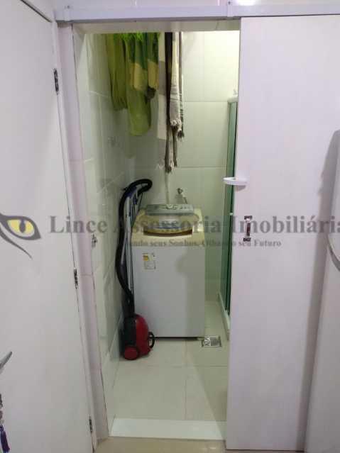 Circulação - Apartamento 1 quarto à venda Engenho Novo, Norte,Rio de Janeiro - R$ 185.000 - TAAP10512 - 19
