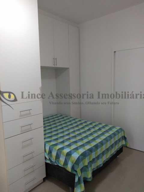 Quarto - Apartamento 1 quarto à venda Engenho Novo, Norte,Rio de Janeiro - R$ 185.000 - TAAP10512 - 6