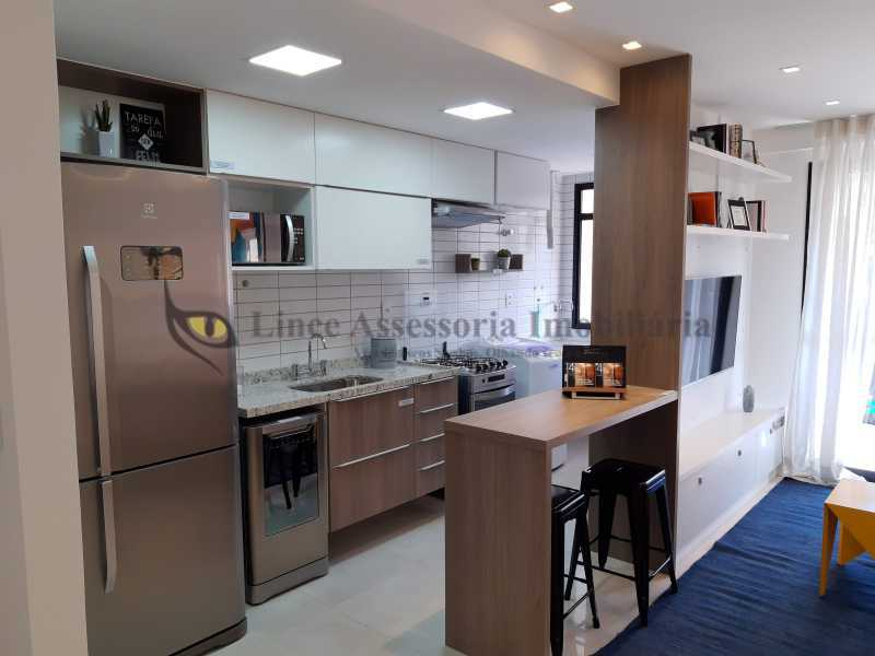 19-cozinha-1.2 - Apartamento 2 quartos à venda Tijuca, Norte,Rio de Janeiro - R$ 576.000 - TAAP22575 - 20