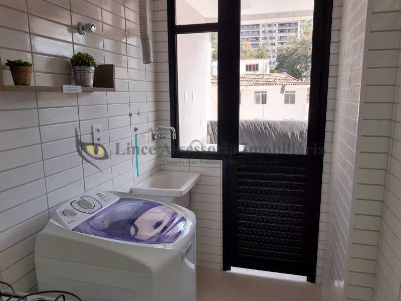 20-área de serviço - Apartamento 2 quartos à venda Tijuca, Norte,Rio de Janeiro - R$ 576.000 - TAAP22575 - 21