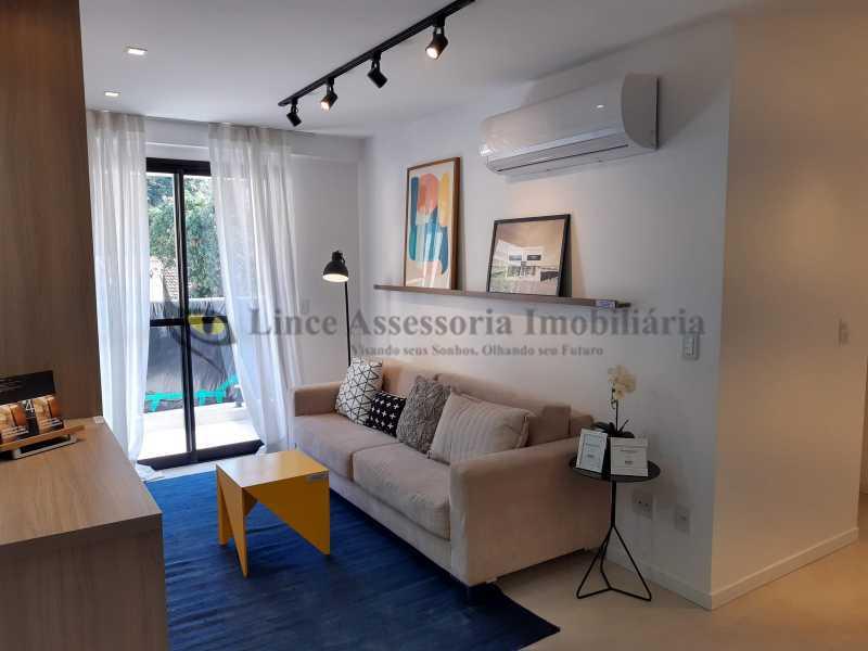 2-sala-1 - Cobertura 2 quartos à venda Tijuca, Norte,Rio de Janeiro - R$ 816.300 - TACO20098 - 3