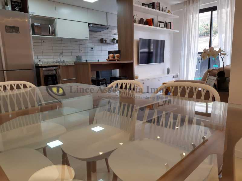4-sala-1.2 - Cobertura 2 quartos à venda Tijuca, Norte,Rio de Janeiro - R$ 816.300 - TACO20098 - 5