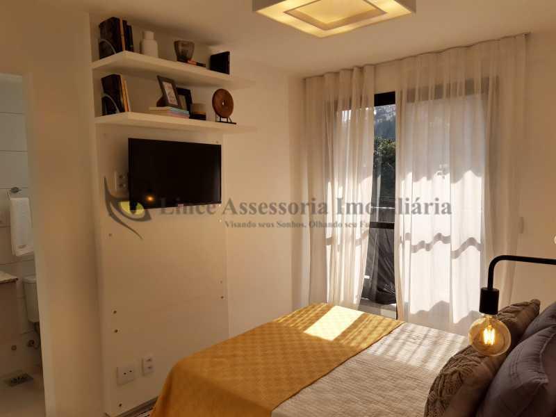 11-quarto-3.2 suíte - Cobertura 2 quartos à venda Tijuca, Norte,Rio de Janeiro - R$ 816.300 - TACO20098 - 12