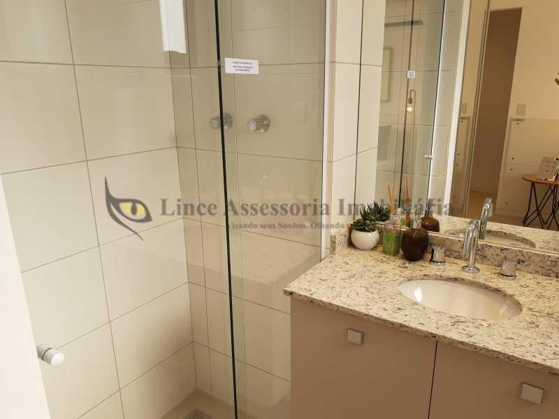 12-banheiro social - Cobertura 2 quartos à venda Tijuca, Norte,Rio de Janeiro - R$ 816.300 - TACO20098 - 13
