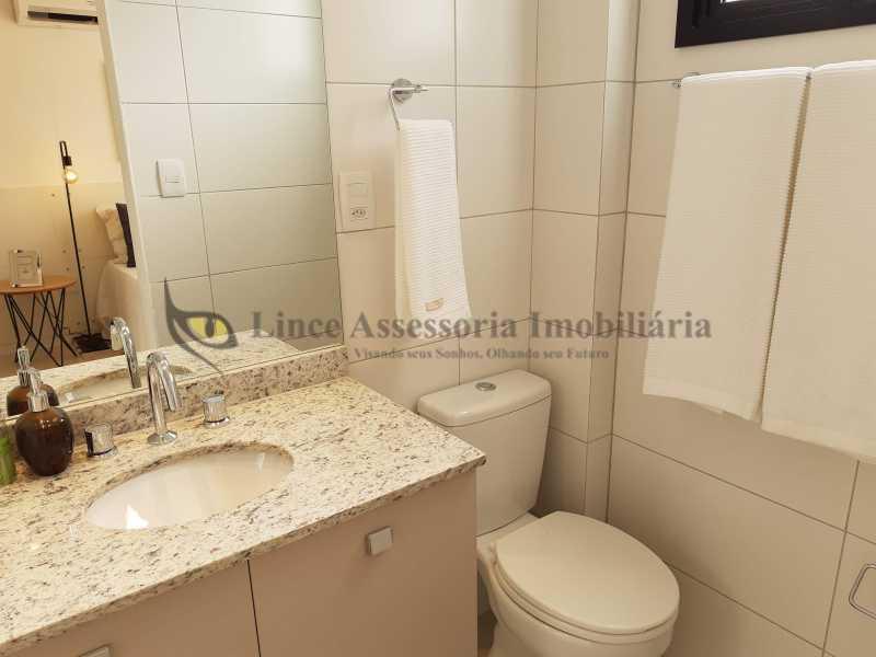 13-banheiro social-1 - Cobertura 2 quartos à venda Tijuca, Norte,Rio de Janeiro - R$ 816.300 - TACO20098 - 14