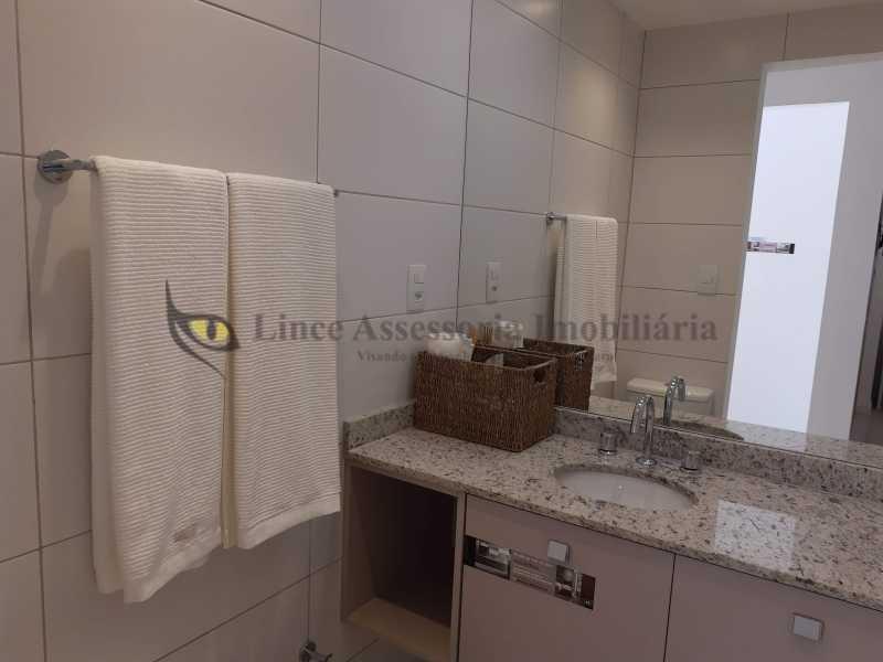 14-banheiro suíte - Cobertura 2 quartos à venda Tijuca, Norte,Rio de Janeiro - R$ 816.300 - TACO20098 - 15