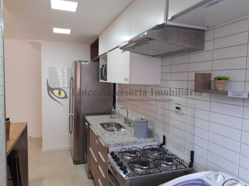 16-cozinha- - Cobertura 2 quartos à venda Tijuca, Norte,Rio de Janeiro - R$ 816.300 - TACO20098 - 17