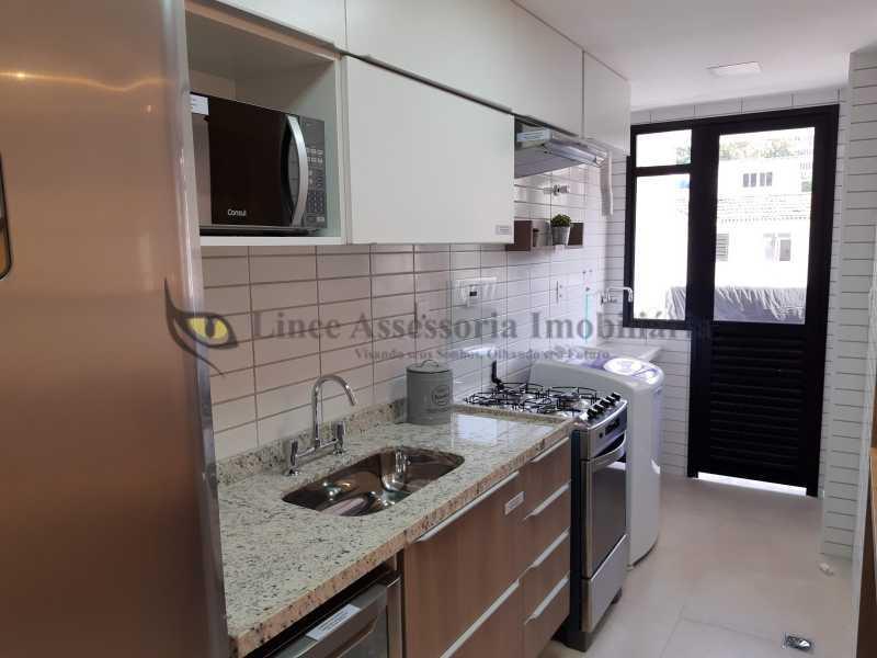 17cozinha-1 - Cobertura 2 quartos à venda Tijuca, Norte,Rio de Janeiro - R$ 816.300 - TACO20098 - 18