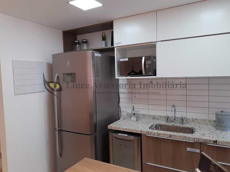 18-cozinha-1.1 - Cobertura 2 quartos à venda Tijuca, Norte,Rio de Janeiro - R$ 816.300 - TACO20098 - 19