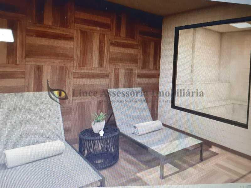 27-lazer - Cobertura 2 quartos à venda Tijuca, Norte,Rio de Janeiro - R$ 816.300 - TACO20098 - 28