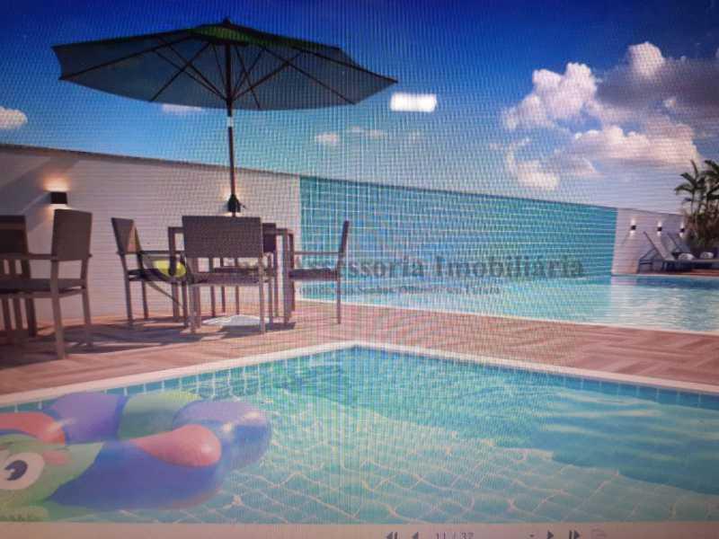 28-lazer - Cobertura 2 quartos à venda Tijuca, Norte,Rio de Janeiro - R$ 816.300 - TACO20098 - 29