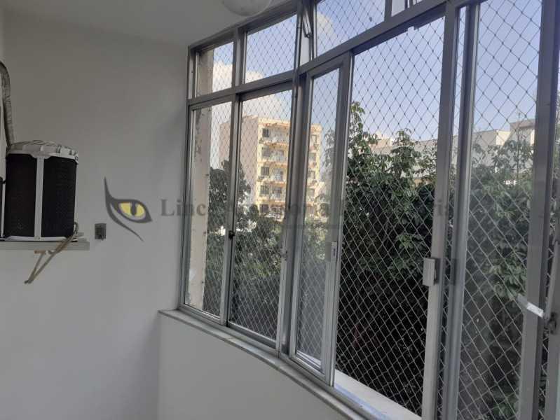 varanda  - Apartamento 2 quartos à venda Vila Isabel, Norte,Rio de Janeiro - R$ 395.000 - TAAP22578 - 6