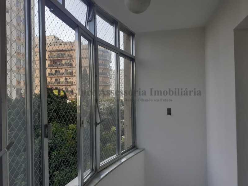 varanda - Apartamento 2 quartos à venda Vila Isabel, Norte,Rio de Janeiro - R$ 395.000 - TAAP22578 - 7