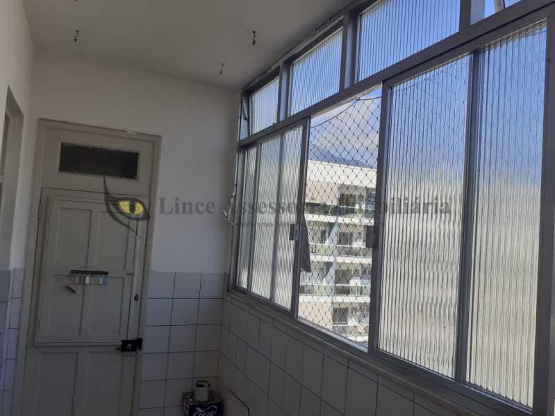 area serv - Apartamento 2 quartos à venda Vila Isabel, Norte,Rio de Janeiro - R$ 395.000 - TAAP22578 - 18