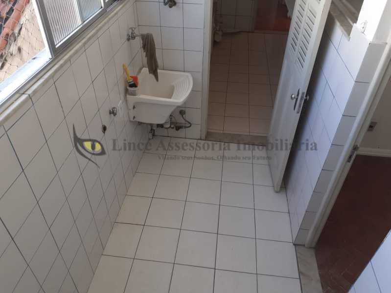 area serv - Apartamento 2 quartos à venda Vila Isabel, Norte,Rio de Janeiro - R$ 395.000 - TAAP22578 - 21
