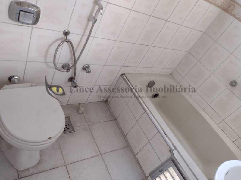 banheiro.. - Apartamento 1 quarto à venda Centro,RJ - R$ 185.000 - TAAP10513 - 16