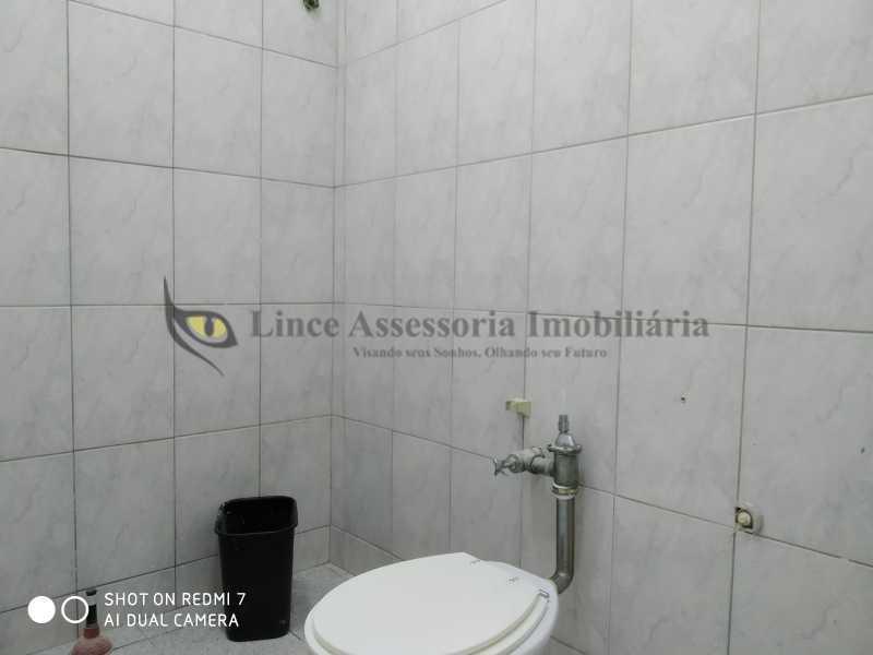 Banheiro - Sala Comercial 35m² à venda Centro,RJ - R$ 220.000 - TASL00109 - 22