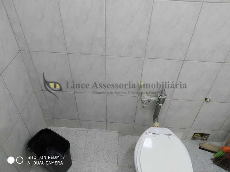 Banheiro - Sala Comercial 35m² à venda Centro,RJ - R$ 220.000 - TASL00109 - 24