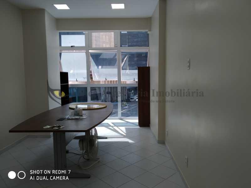 1ª Sala - Sala Comercial 35m² à venda Centro,RJ - R$ 220.000 - TASL00109 - 3