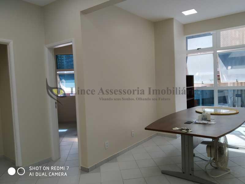 1ª Sala - Sala Comercial 35m² à venda Centro,RJ - R$ 220.000 - TASL00109 - 4