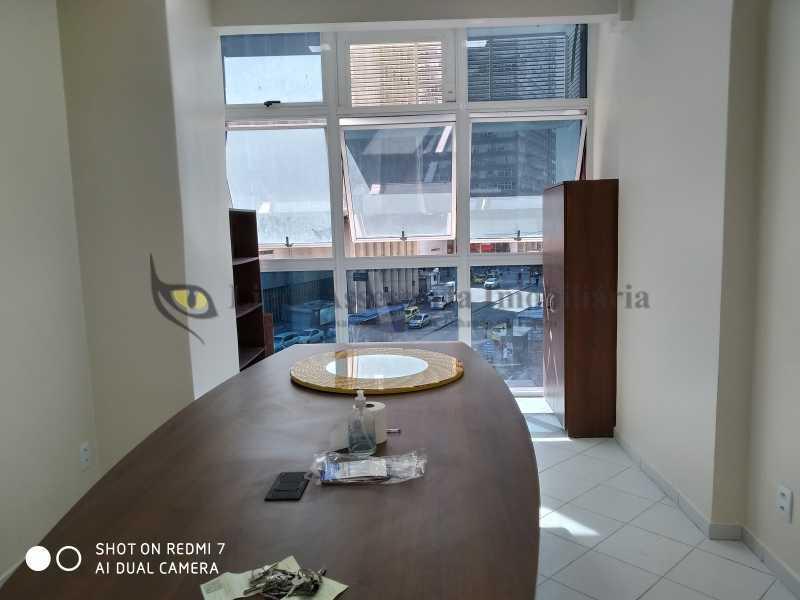 1ª Sala - Sala Comercial 35m² à venda Centro,RJ - R$ 220.000 - TASL00109 - 5