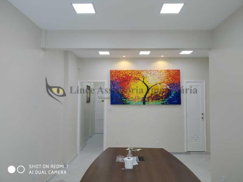 1ª Sala - Sala Comercial 35m² à venda Centro,RJ - R$ 220.000 - TASL00109 - 7