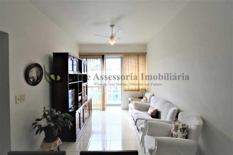 2-sala - Apartamento 1 quarto à venda Rio Comprido, Norte,Rio de Janeiro - R$ 360.000 - TAAP10514 - 3