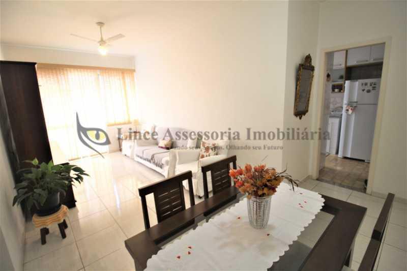 3-sala - Apartamento 1 quarto à venda Rio Comprido, Norte,Rio de Janeiro - R$ 360.000 - TAAP10514 - 4