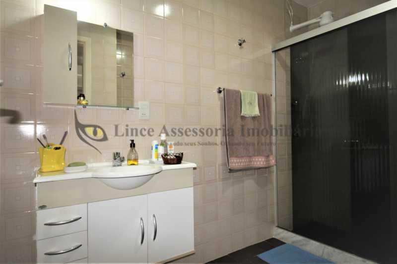 11-banheiro social- - Apartamento 1 quarto à venda Rio Comprido, Norte,Rio de Janeiro - R$ 360.000 - TAAP10514 - 13