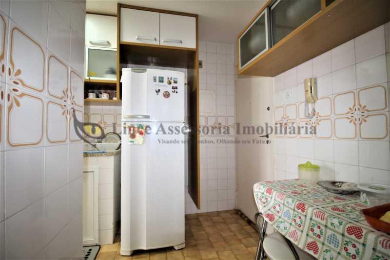 15-cozinha-1.1 - Apartamento 1 quarto à venda Rio Comprido, Norte,Rio de Janeiro - R$ 360.000 - TAAP10514 - 17