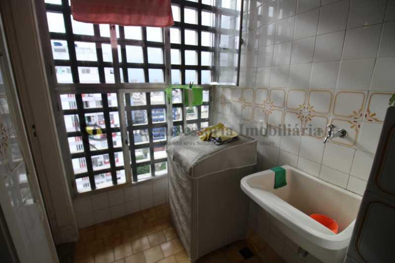 17-área de serviço - Apartamento 1 quarto à venda Rio Comprido, Norte,Rio de Janeiro - R$ 360.000 - TAAP10514 - 19