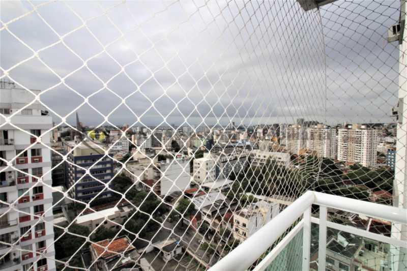20-vista - Apartamento 1 quarto à venda Rio Comprido, Norte,Rio de Janeiro - R$ 360.000 - TAAP10514 - 21