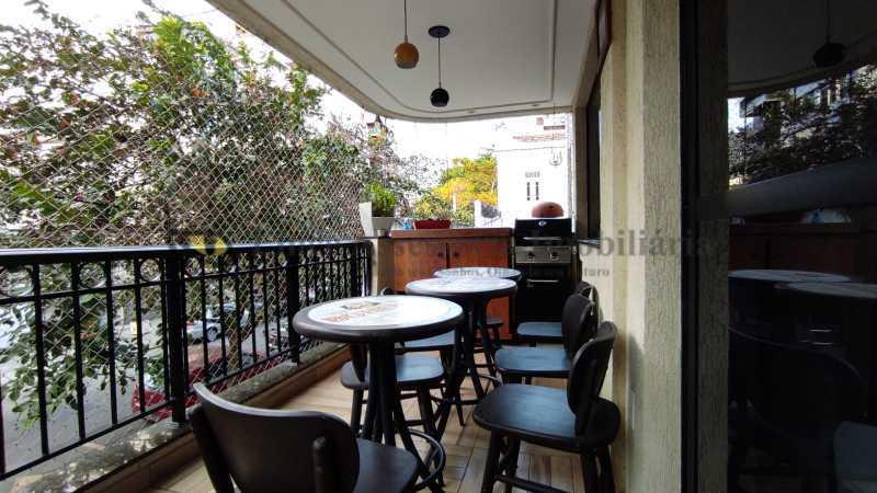 2 - varanda - Apartamento 3 quartos à venda Andaraí, Norte,Rio de Janeiro - R$ 895.000 - TAAP31482 - 1