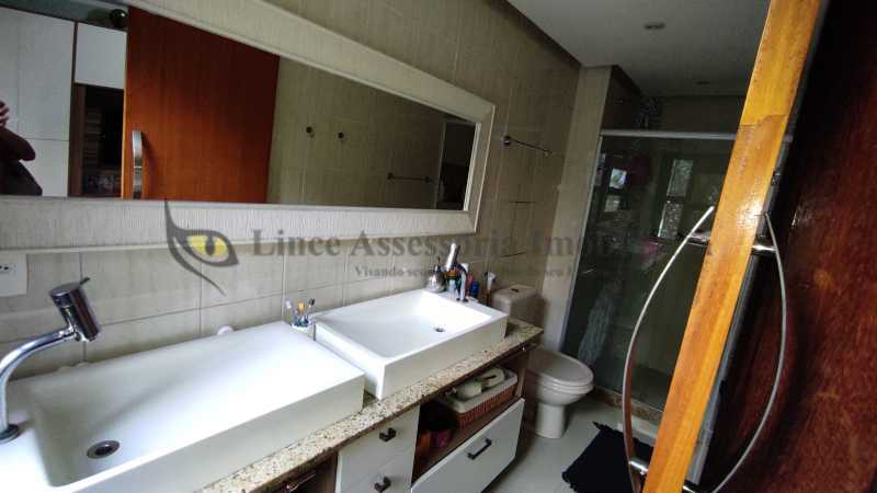 10- banheiro da suíte - Apartamento 3 quartos à venda Andaraí, Norte,Rio de Janeiro - R$ 895.000 - TAAP31482 - 11