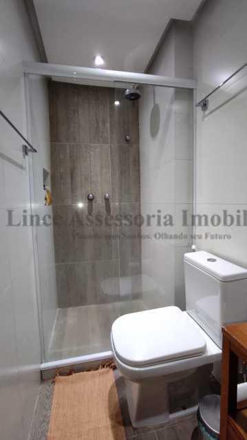 16 - banheiro social - Apartamento 3 quartos à venda Andaraí, Norte,Rio de Janeiro - R$ 895.000 - TAAP31482 - 17