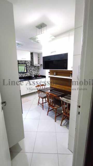 17- entrada da cozinha - Apartamento 3 quartos à venda Andaraí, Norte,Rio de Janeiro - R$ 895.000 - TAAP31482 - 18