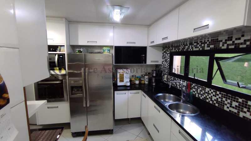 18 - cozinha com copa - Apartamento 3 quartos à venda Andaraí, Norte,Rio de Janeiro - R$ 895.000 - TAAP31482 - 19
