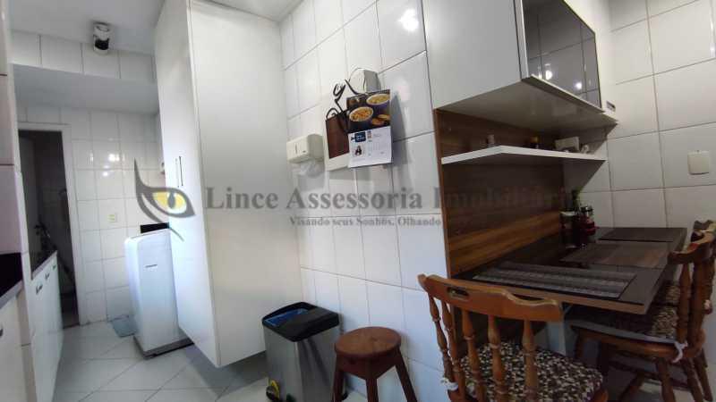 21 - cozinha com copa - Apartamento 3 quartos à venda Andaraí, Norte,Rio de Janeiro - R$ 895.000 - TAAP31482 - 22