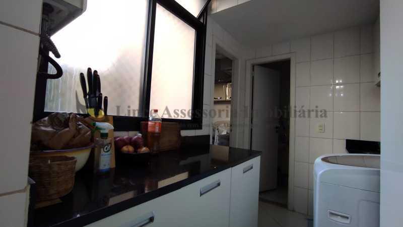 22 - área de serviço - Apartamento 3 quartos à venda Andaraí, Norte,Rio de Janeiro - R$ 895.000 - TAAP31482 - 23