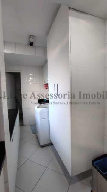 23 - area de serviço - Apartamento 3 quartos à venda Andaraí, Norte,Rio de Janeiro - R$ 895.000 - TAAP31482 - 24