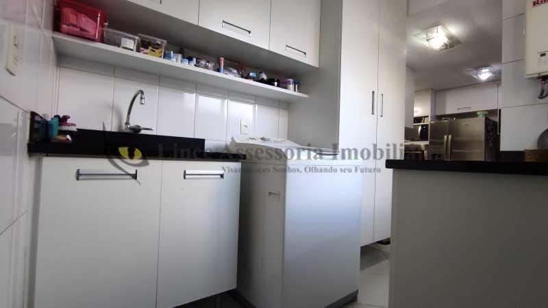 24- área de serviço - Apartamento 3 quartos à venda Andaraí, Norte,Rio de Janeiro - R$ 895.000 - TAAP31482 - 25