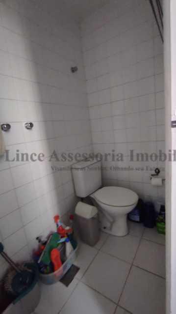 25 - banheiro de serviço - Apartamento 3 quartos à venda Andaraí, Norte,Rio de Janeiro - R$ 895.000 - TAAP31482 - 26
