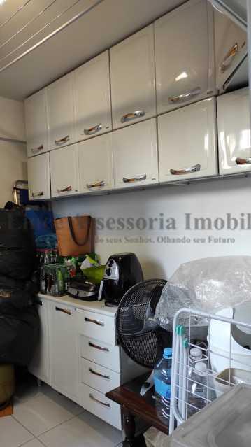 26 - quarto de dependência - Apartamento 3 quartos à venda Andaraí, Norte,Rio de Janeiro - R$ 895.000 - TAAP31482 - 27