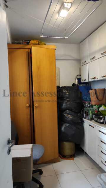 27 - quarto de dependência - Apartamento 3 quartos à venda Andaraí, Norte,Rio de Janeiro - R$ 895.000 - TAAP31482 - 28