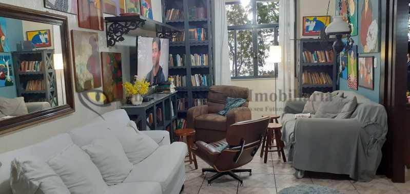 01 SALA DE ESTAR 1 - Casa de Vila 5 quartos à venda Maracanã, Norte,Rio de Janeiro - R$ 1.150.000 - TACV50007 - 1