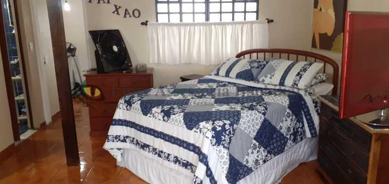 16 QUARTO  SUÍTE 1.1 - Casa de Vila 5 quartos à venda Maracanã, Norte,Rio de Janeiro - R$ 1.150.000 - TACV50007 - 17