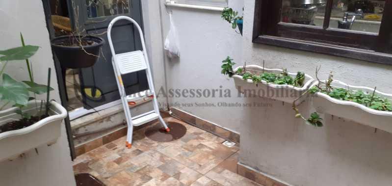 23 ÁREA EXTERNA 1.1 - Casa de Vila 5 quartos à venda Maracanã, Norte,Rio de Janeiro - R$ 1.150.000 - TACV50007 - 24