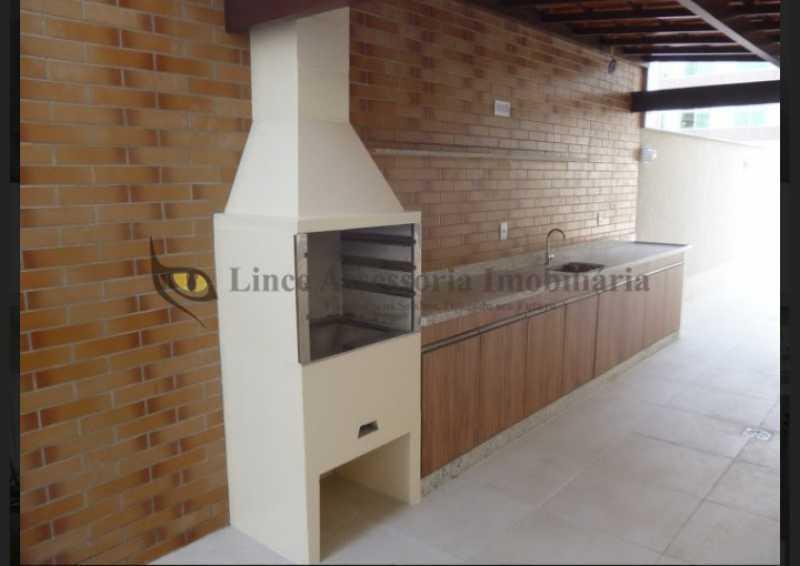 21-churrasqueira - Apartamento 3 quartos à venda Cachambi, Norte,Rio de Janeiro - R$ 579.600 - TAAP31498 - 22