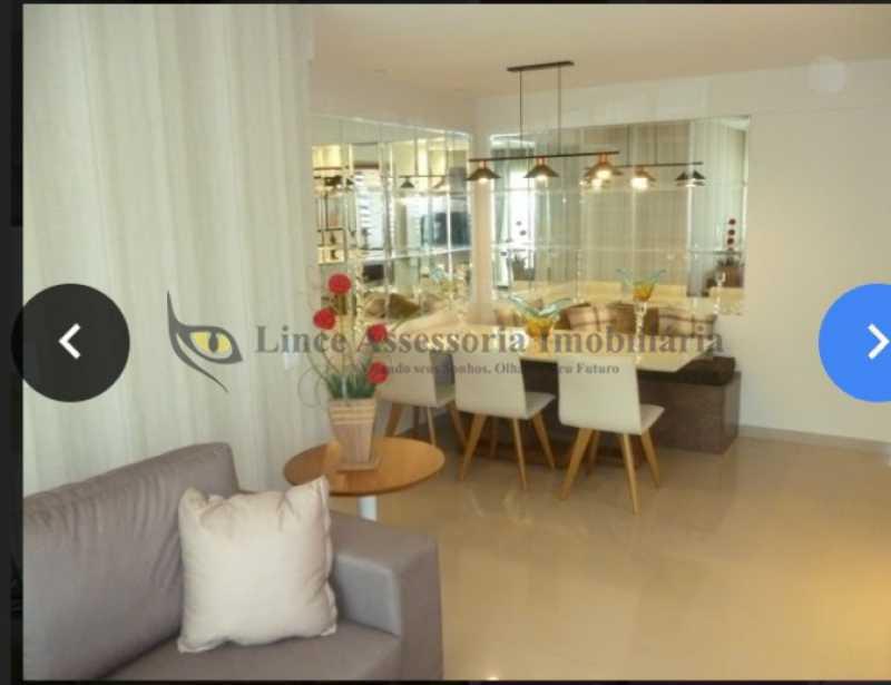 4-sala-1.2 - Apartamento 3 quartos à venda Cachambi, Norte,Rio de Janeiro - R$ 642.900 - TAAP31500 - 5
