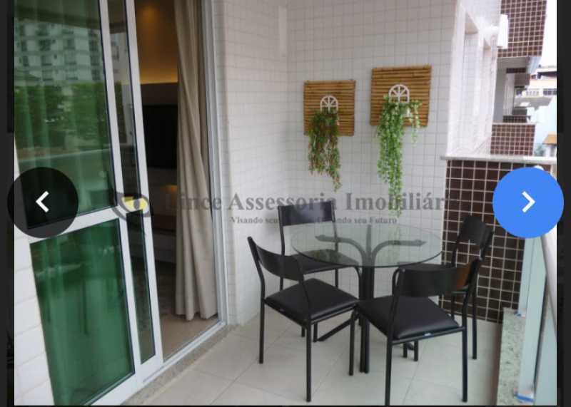 5-varanda - Apartamento 3 quartos à venda Cachambi, Norte,Rio de Janeiro - R$ 721.500 - TAAP31502 - 6